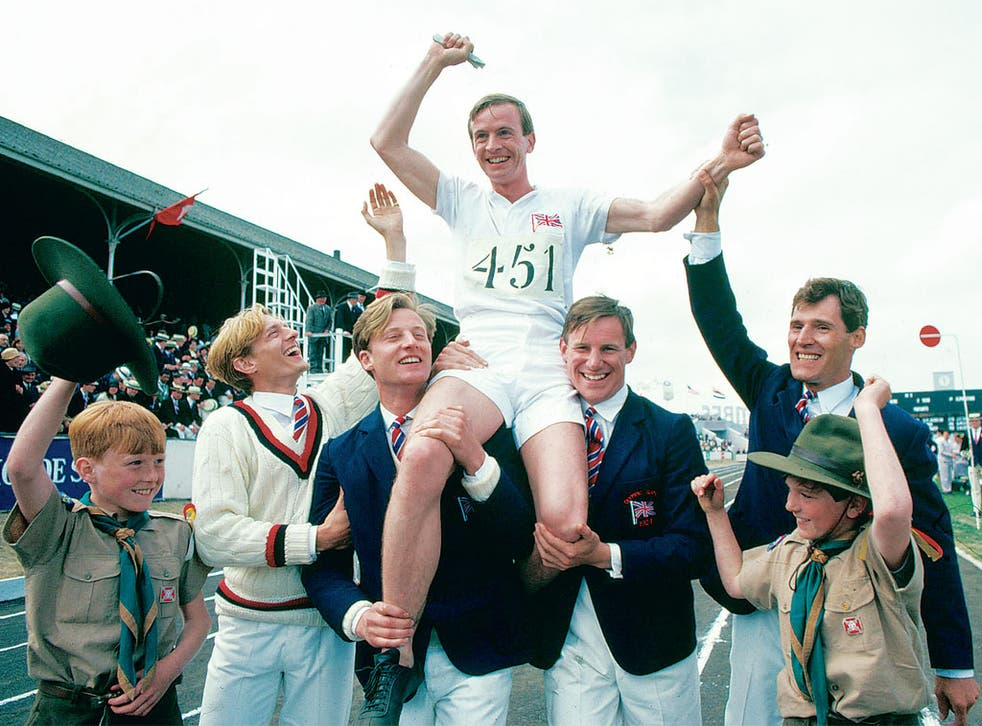 Chariots Of Fire Lets Brits Relive Olympic Ideal The Independent The Independent