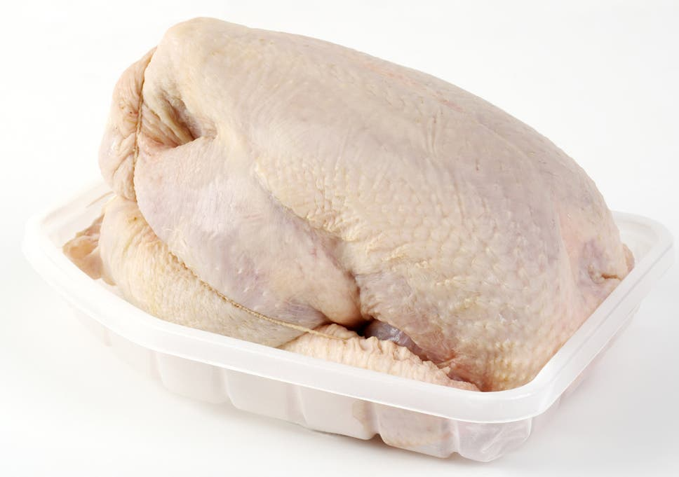 Three Quarters Of Fresh Chickens Bought In Uk Shops Contain Food