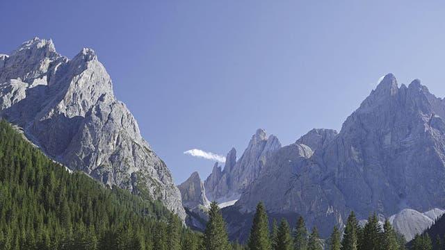 Dolomite triumph: The Sextener Dolomites