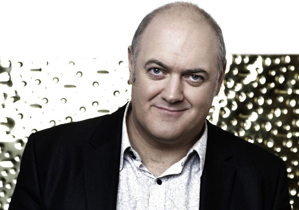 Dara O Briain: Can nothing stop this man's takeover of our