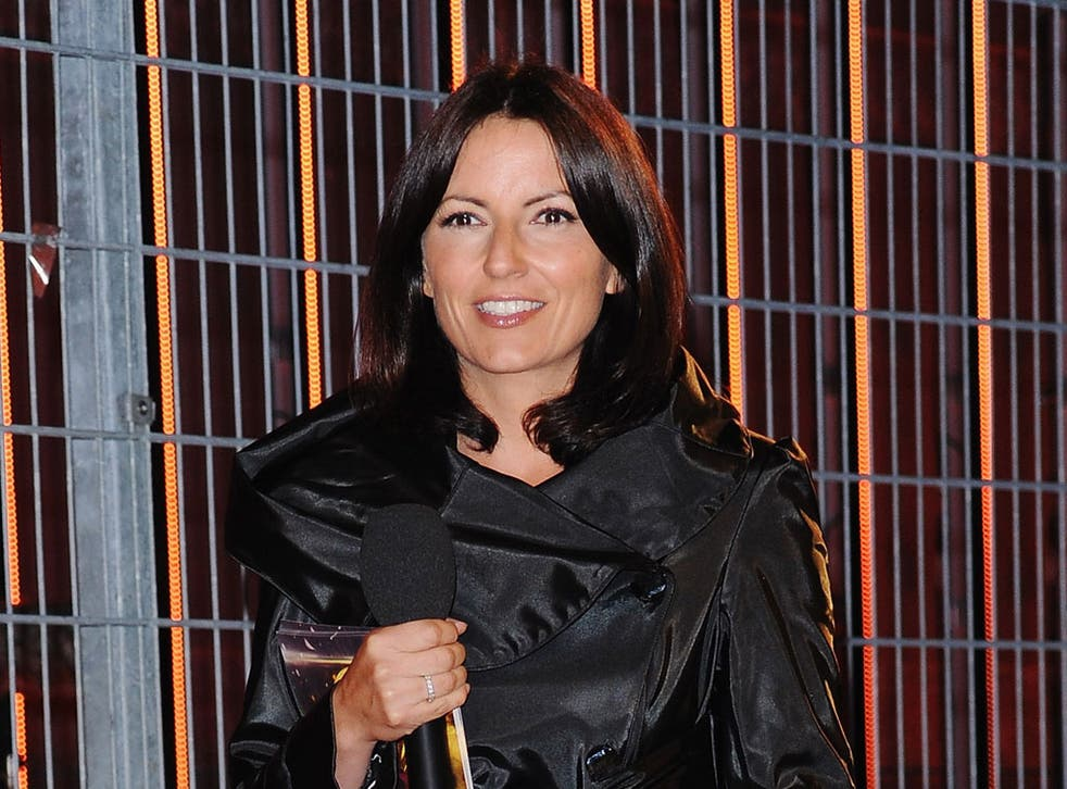 Davina McCall and other presenters like Ant and Dec have a powerful influence