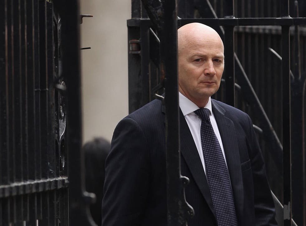 Scotland Yard's Philip Williams was one of the senior officers to give evidence at the Leveson inquiry