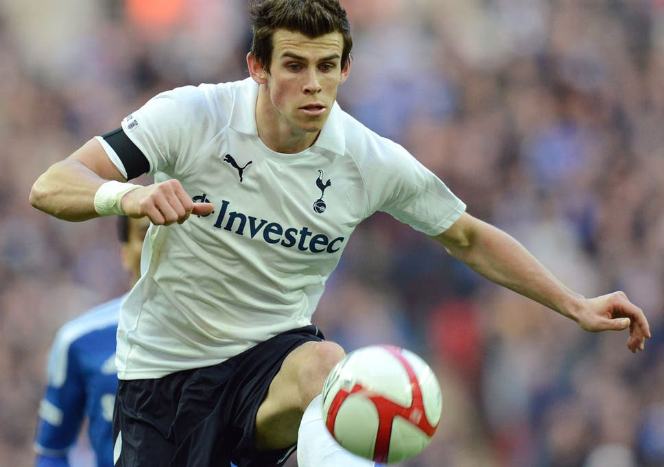 Gareth Bale happy at Tottenham insists Harry Redknapp c71a40c26