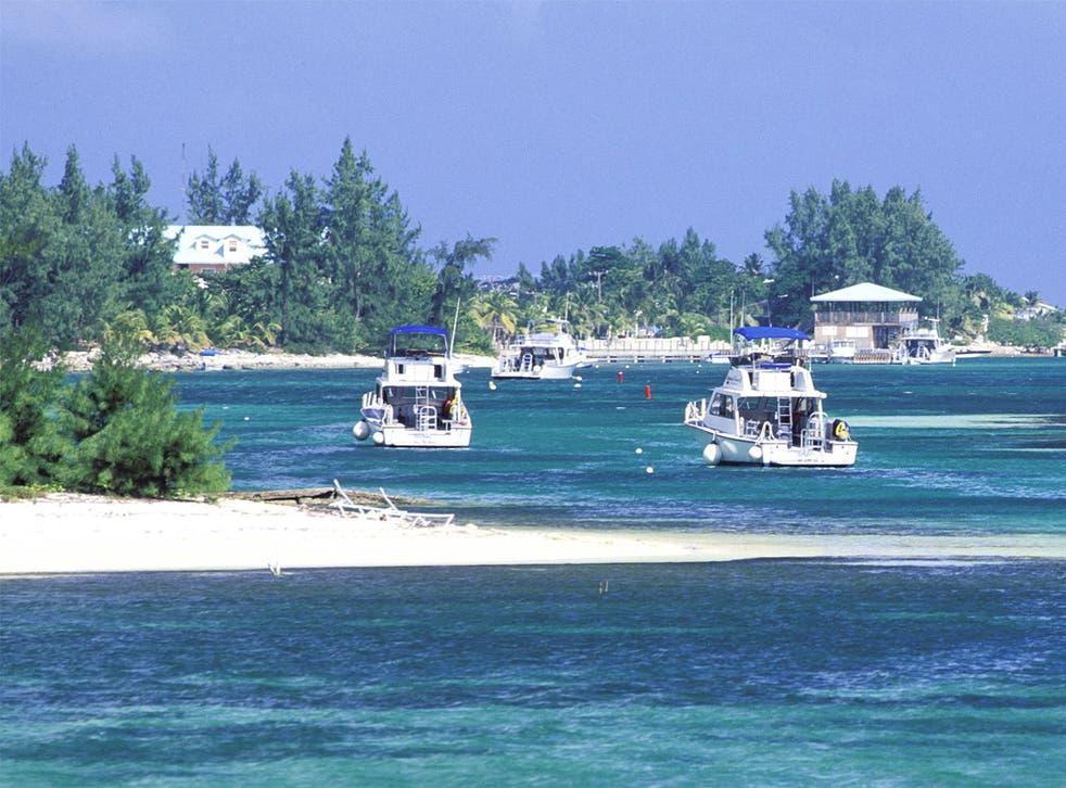 Lord Blencathra has lobbied on behalf of the Cayman Islands