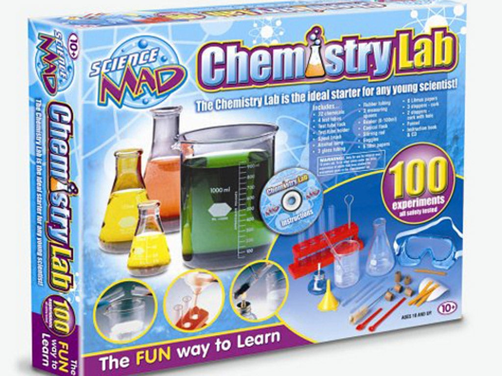 Best Science Toys For Kids : The best science kits independent