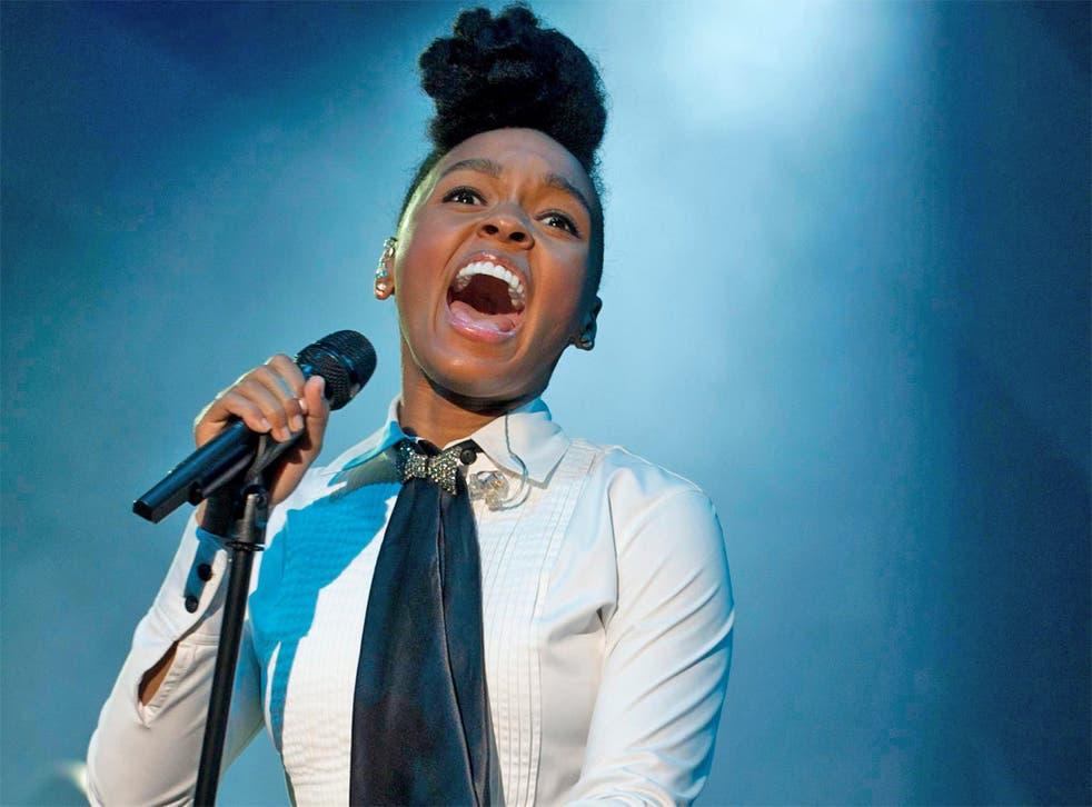 Newcomer Janelle Monáe hails from Atlanta