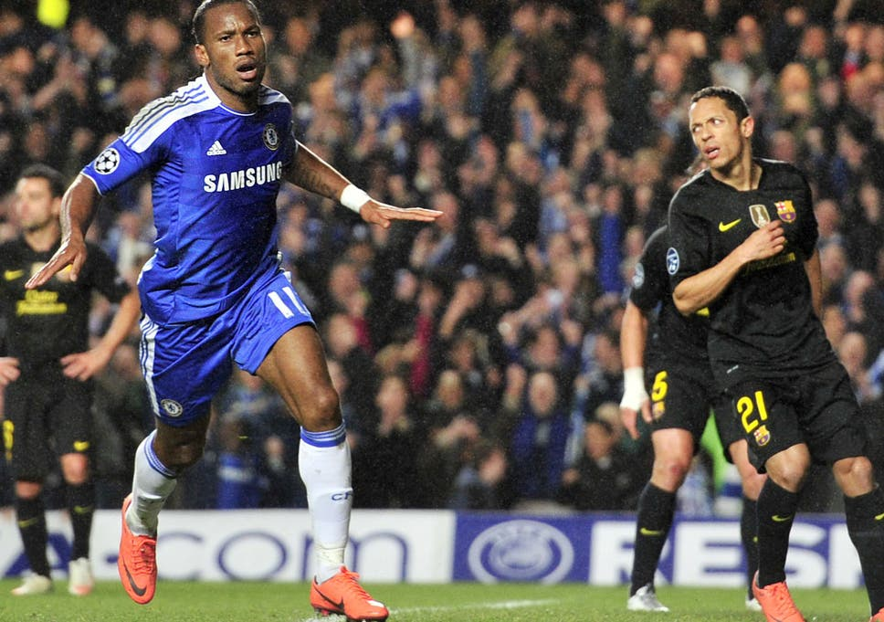 <p><b>Didier Drogba</b> For all the boring silliness, he did work hard, and scored one of the most important goals of his Chelsea career. 8</p>