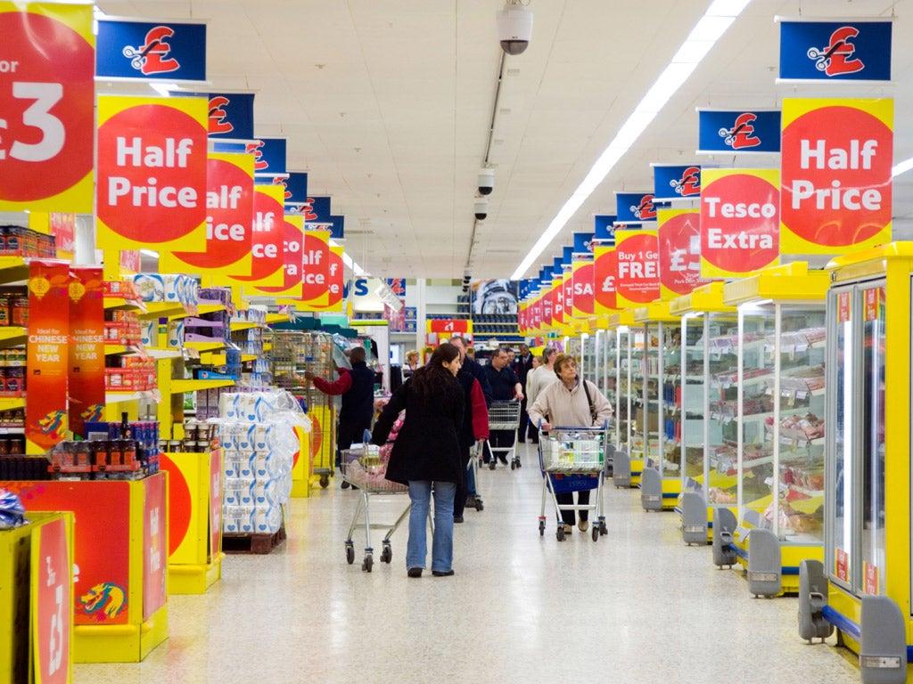Image result for british supermarket shelves