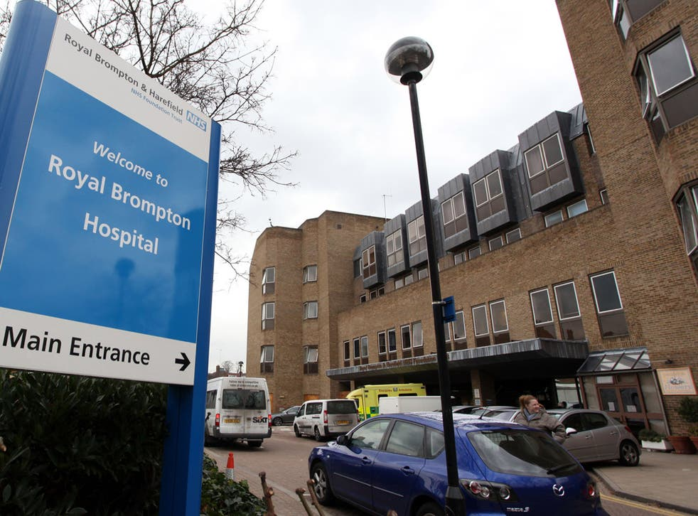 The Royal Brompton, London, the UK's largest heart and lung centre