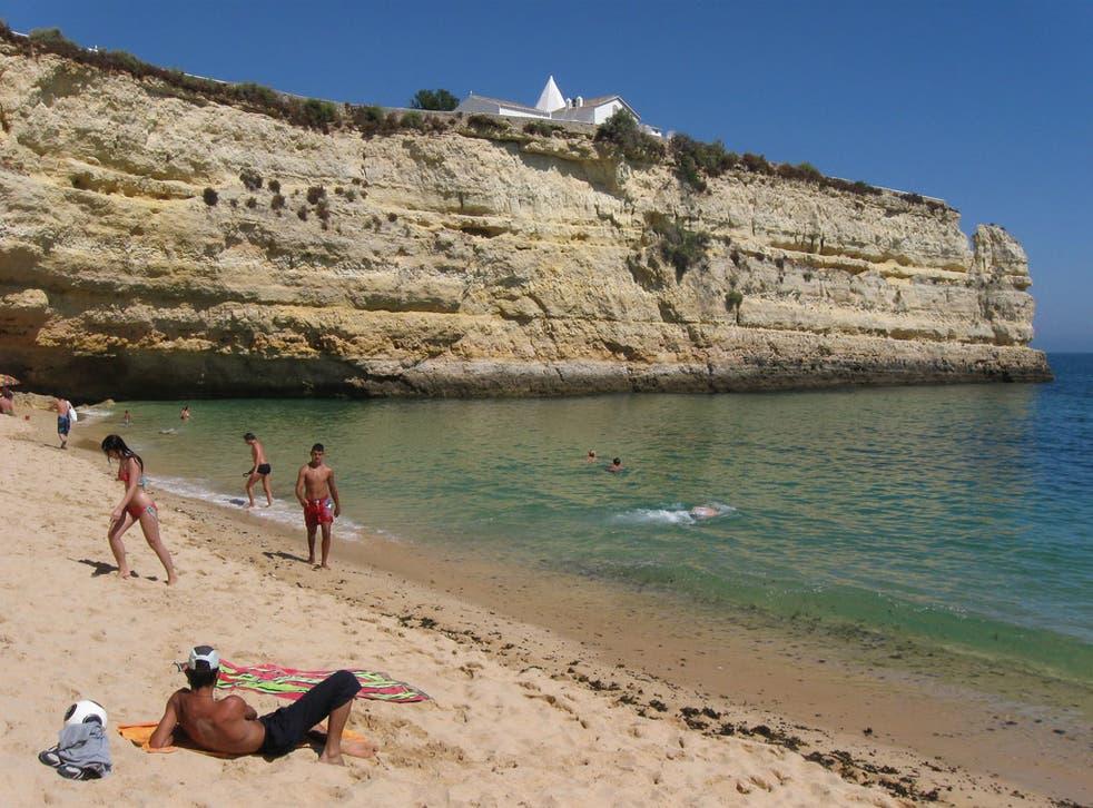 <p>The Algarve, Portugal</p>