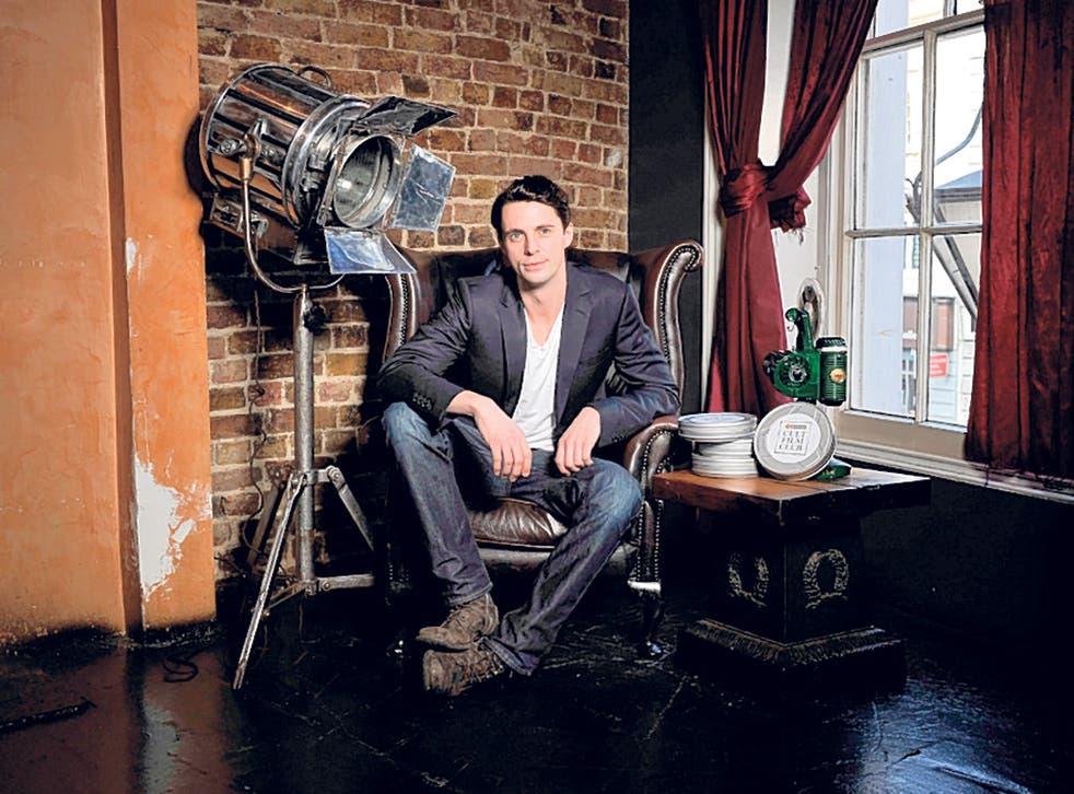 In the hot seat: Matthew Goode