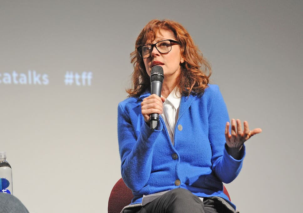 Susan Sarandon Mysteriously Cut From White House Guest List The