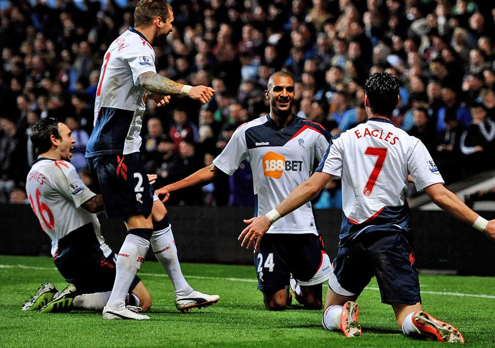 Ngog throws Bolton a lifeline – and leaves Villa deep in the mire ...