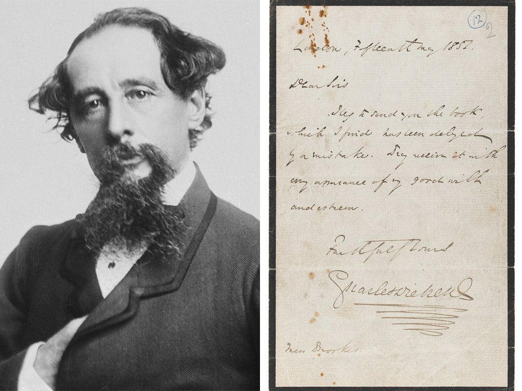 the gift that led dickens to give up his treasured copy of david  the gift that led dickens to give up his treasured copy of david copperfield the independent
