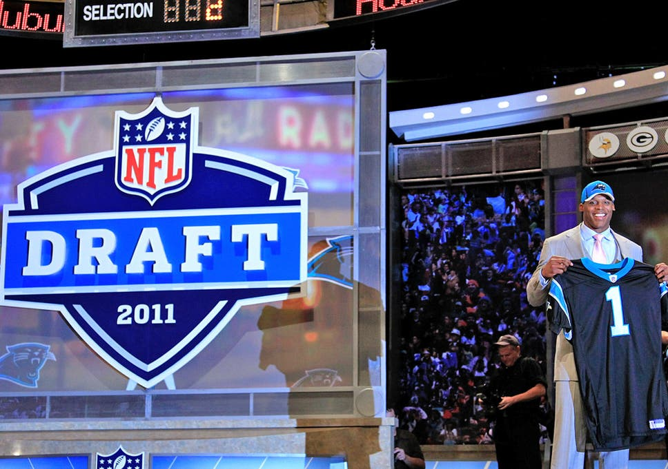 Do believe the hype: NFL draft is the craziest show in town