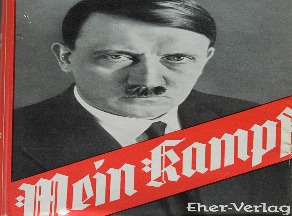 Written by Hitler in 1924, Mein Kampf contains elements of autobiography and rambling accounts of his political ideology