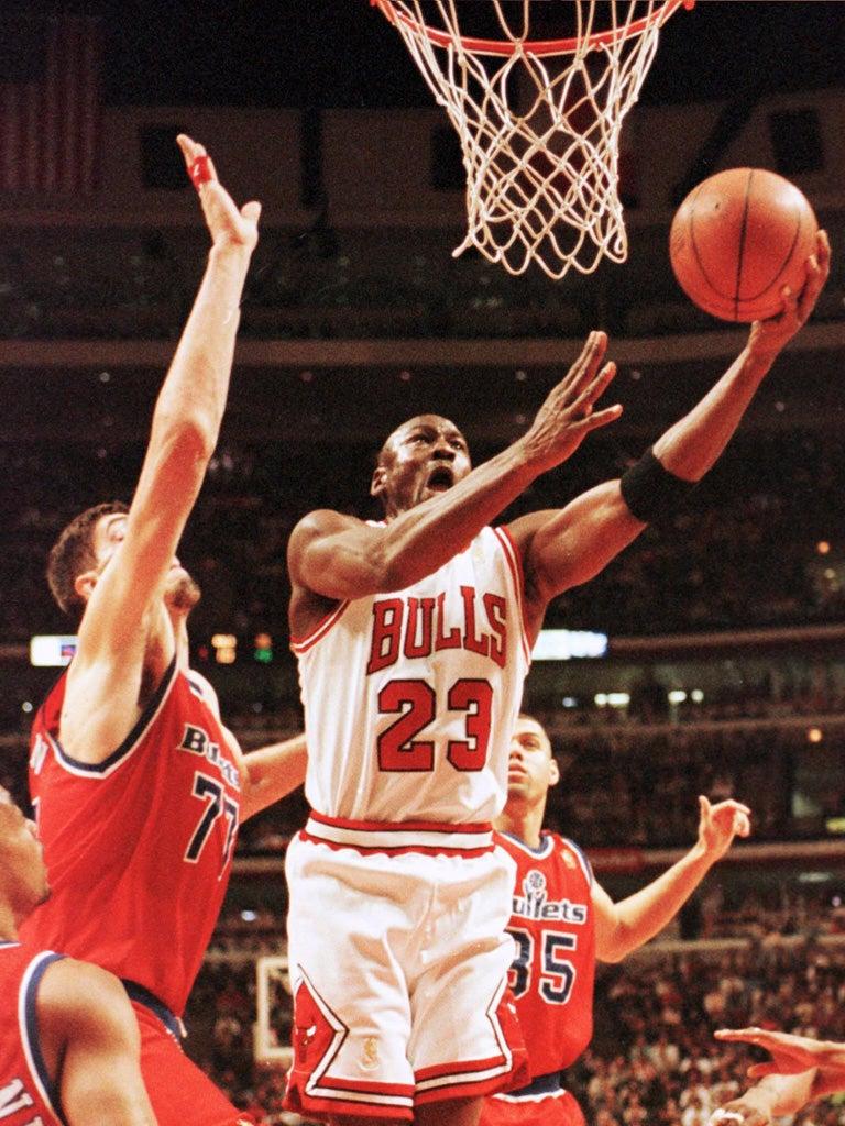 Basketball: Jordan's rare taste of failure | The Independentindependent_brand_ident_LOGOUntitled