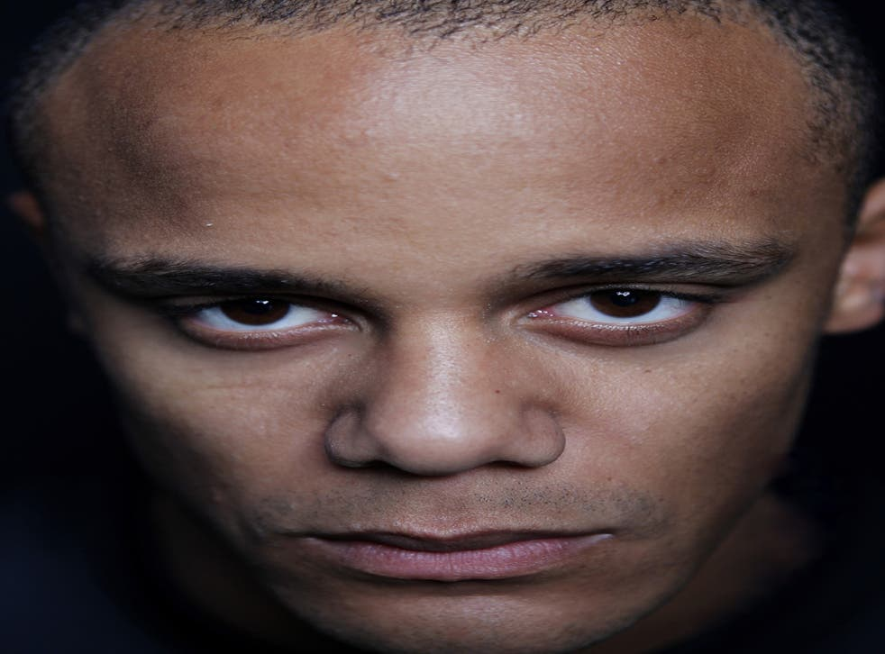 The City captain Vincent Kompany is studying business administration