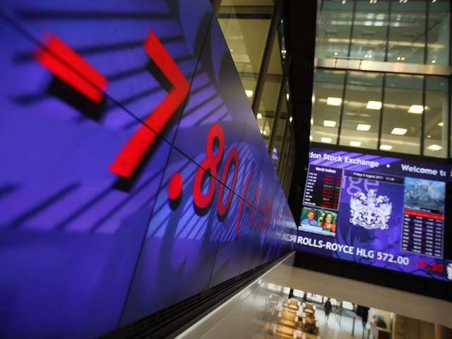 Tracking London shares can be easier with online help