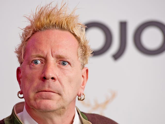John Lydon had to rebuild his relationship with his parents after meningitis robbed him of his memory when he was seven