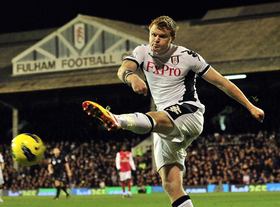 Fulham defender John Arne Riise relishing return to ...