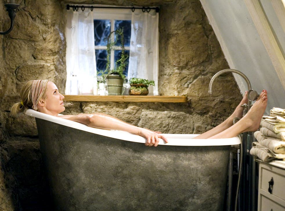 Feel at home: house-swapping in The Holiday, starring Cameron Diaz