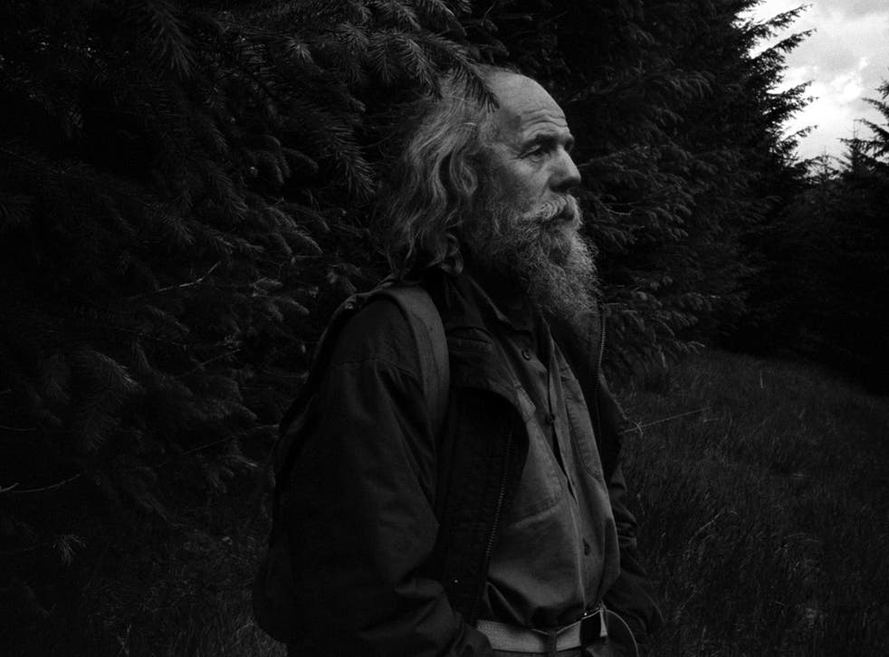 Jake Williams is the enigmatic, real-life subject of Ben Rivers' film, more of a poem than a portrait