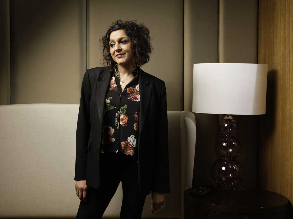 picture Meera Syal