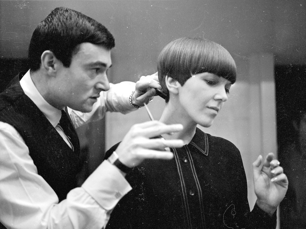 Vidal Sassoon The Man Who Invented Modern Hairdressing