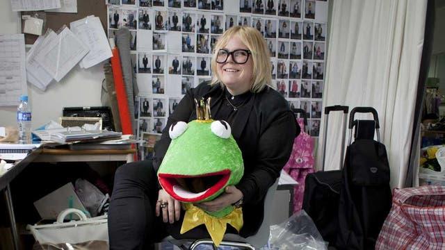 Alice Babidge, costume designer for Caligula