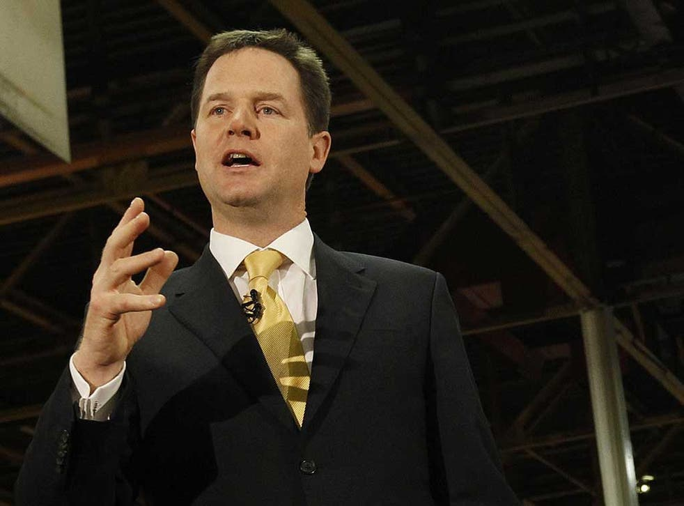 Nick Clegg will announce tomorrow that the 'top-up' lessons will be provided to children from poor backgrounds by two-thirds of secondary schools, as part of a drive to highlight the coalition's family and children's policies