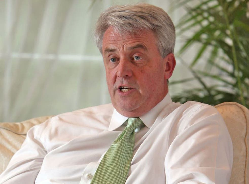 Andrew Lansley received a stony and at times hostile response at the Royal College of Nursing's conference yesterday