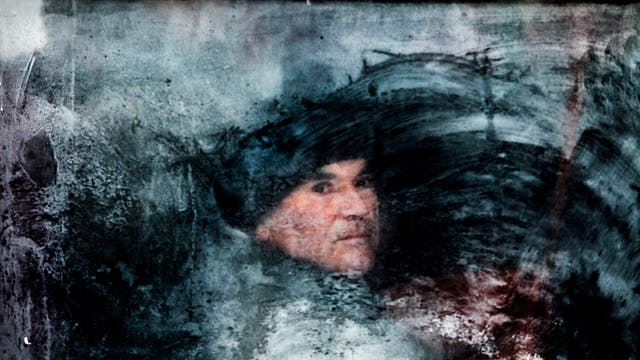In 2011 extreme weather conditions brought the Bulgarian transport system to a near standstill. Sofia-based Boryana Katsarova documented this event in her series 'Freezing' capturing the distant stares of passengers frozen behind frosted windows. The result is painterly impressionism from photographs.
