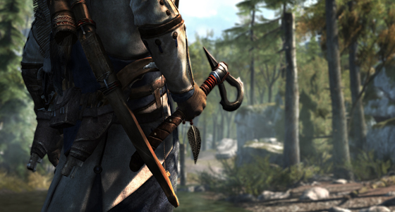 Assassin S Creed 3 Gameplay Trailer Impressions The Independent