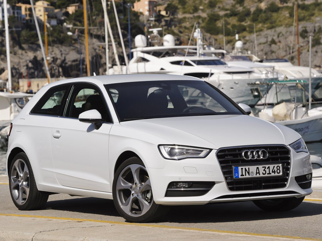 Audi A3 20 Tdi 150ps First Drive The Independent Basic Car Engine Diagram 5 10 From 14 Votes 6 As40800 82