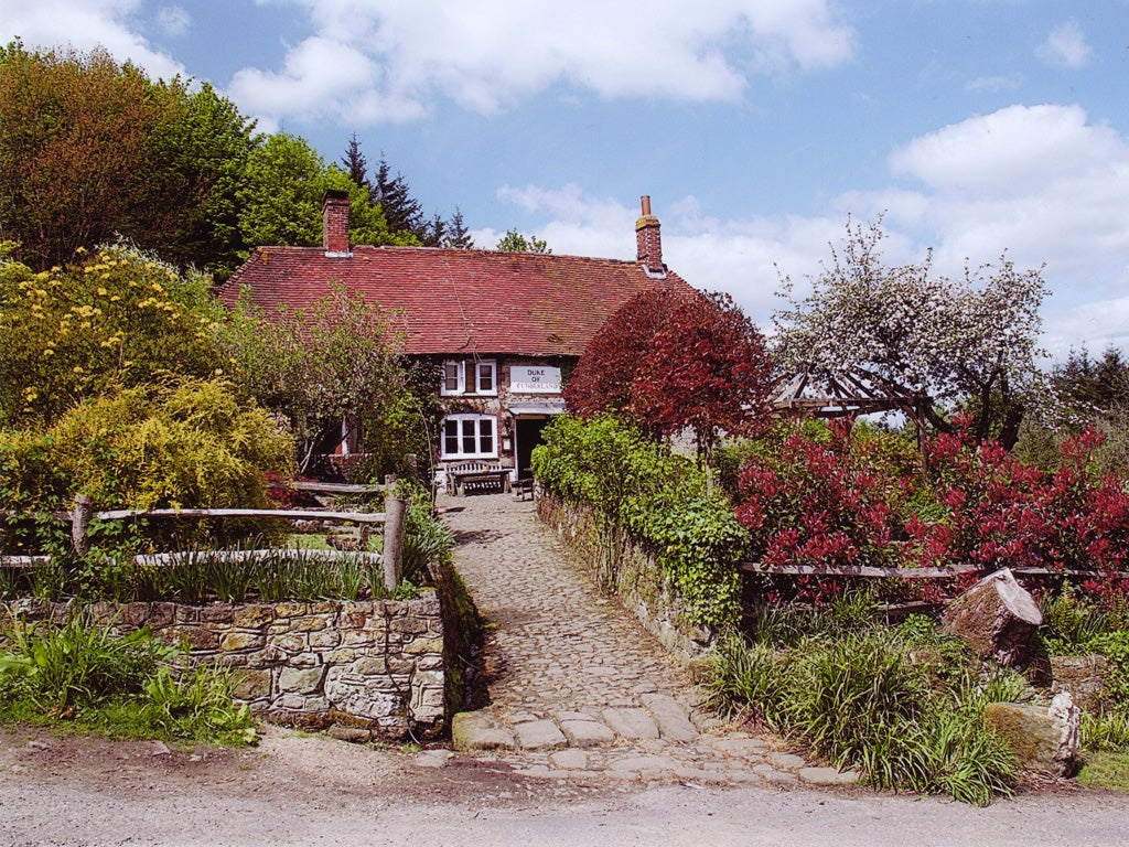 The 50 Best country pubs | The Independent