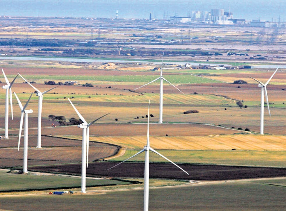 <p>The UK should cut its emissions by at least 68 per cent on 1990 levels by 2030, the CCC says</p>