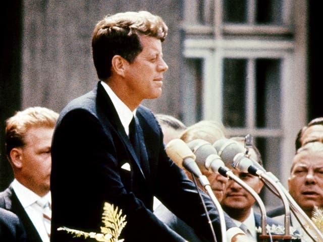 JFK may have been an entitled Harvard boy, but his men worshipped him
