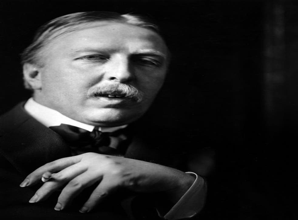 Mysterious atmosphere: Ford Madox Ford