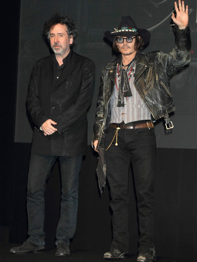 Style Shrinks Our Experts Analyse Johnny Depp 39 S Wild
