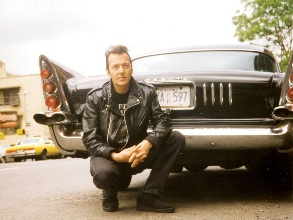 Joe Strummer: The angry young man who grew up | The ...