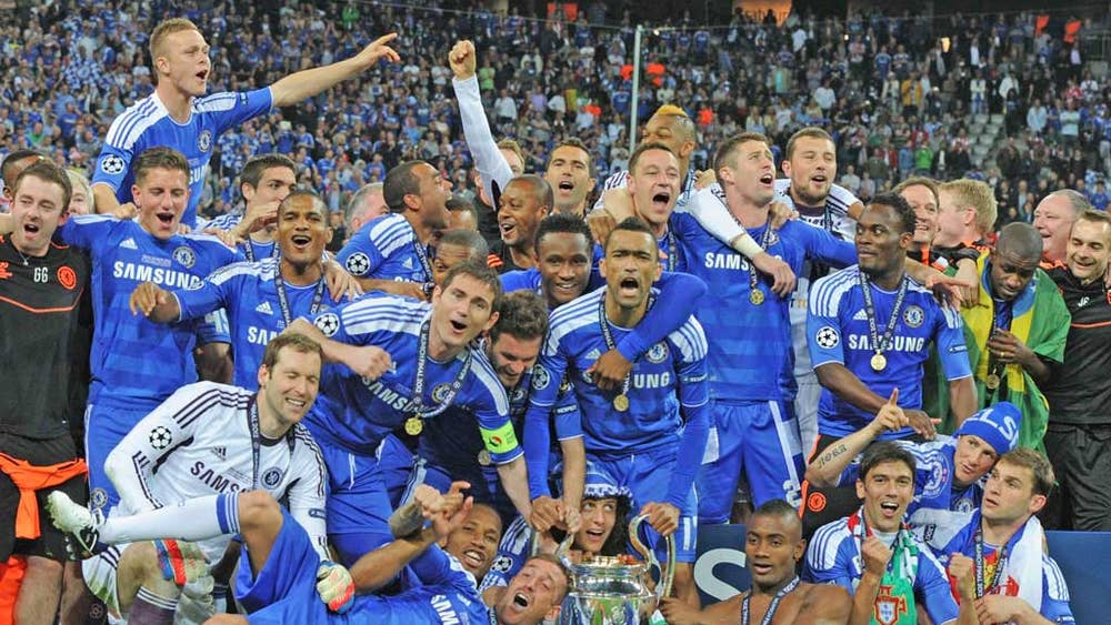 Frank Lampard: Champions League victory is not the end, it's the ...