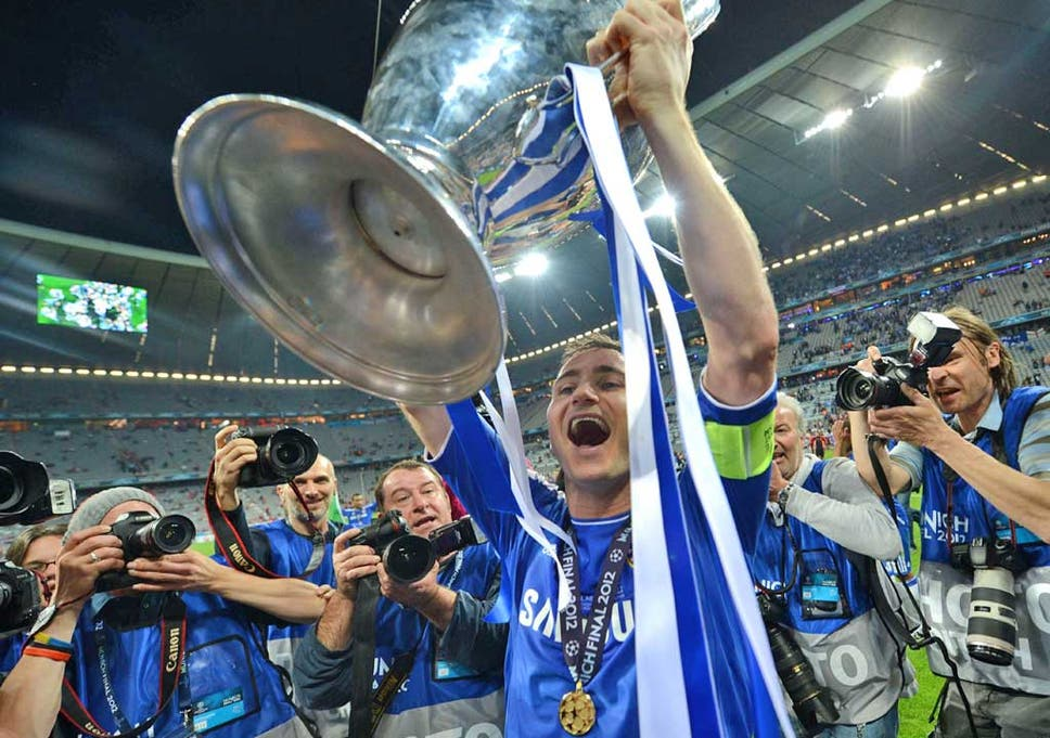 Lampard: This is not the end, it's the beginning | The Independent