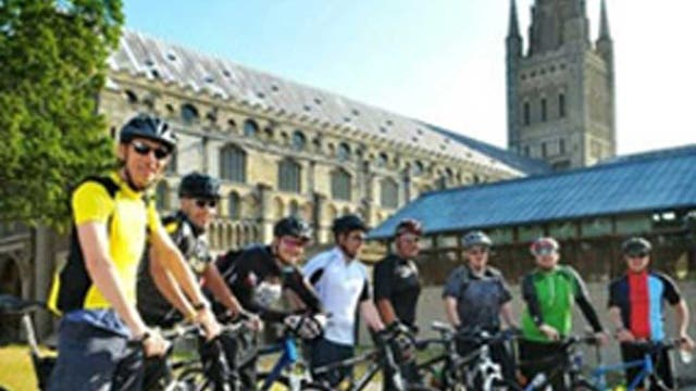 <p>1. Norwich 100 &#x2013; 27 May</p><p>£19.50, ind.pn/norwich100</p><p>You can choose between a 100-mile, 50-mile or 25-mile ride on this route, which skirts the Broads and winds its way through olde-worlde Norwich.</p>