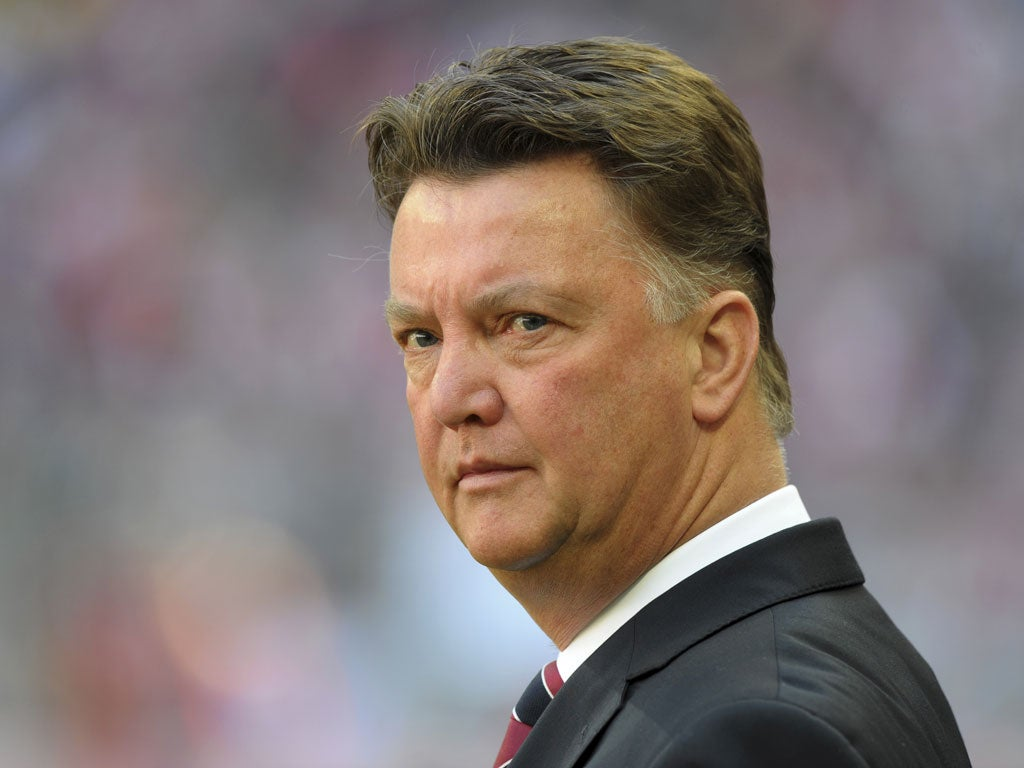Louis Van Gaal Ready For Second Spell As Netherlands Coach