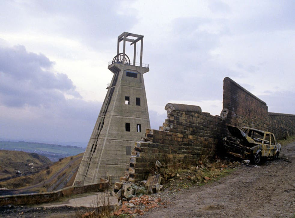 Divided societies: The remains of Dawdon Colliery in County Durham