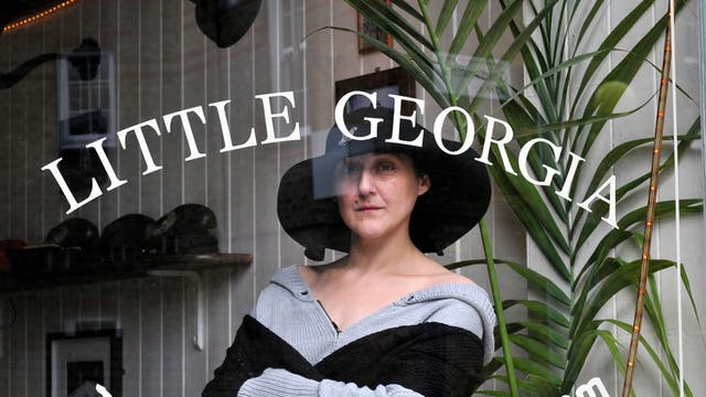 Little Georgia's owner, Tiko Tuskadze