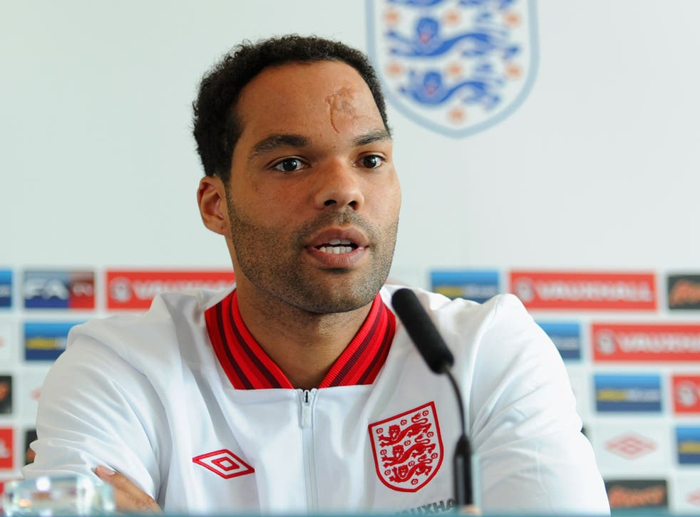 Joleon Lescott said his family might travel if England reached the final