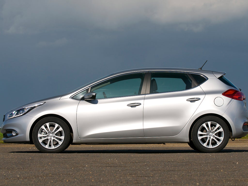 kia ceed 2 16 crdi first drive the independent