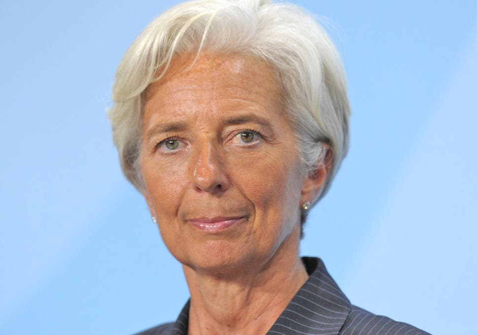 Anger over Christine Lagarde's tax-free salary | The Independent